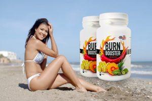 Burn Booster cápsulas, ingredientes, cómo tomarlo, como funciona, efectos secundarios