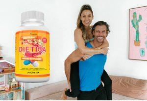 Dietica cápsulas, ingredientes, cómo tomarlo, como funciona, efectos secundarios