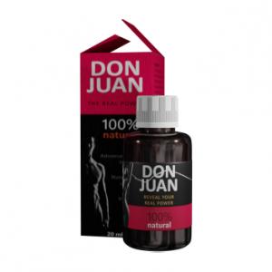 DonJuan gotas - comentarios de usuarios actuales 2021 - ingredientes, cómo tomarlo, como funciona, opiniones, foro, precio, donde comprar, mercadona - España